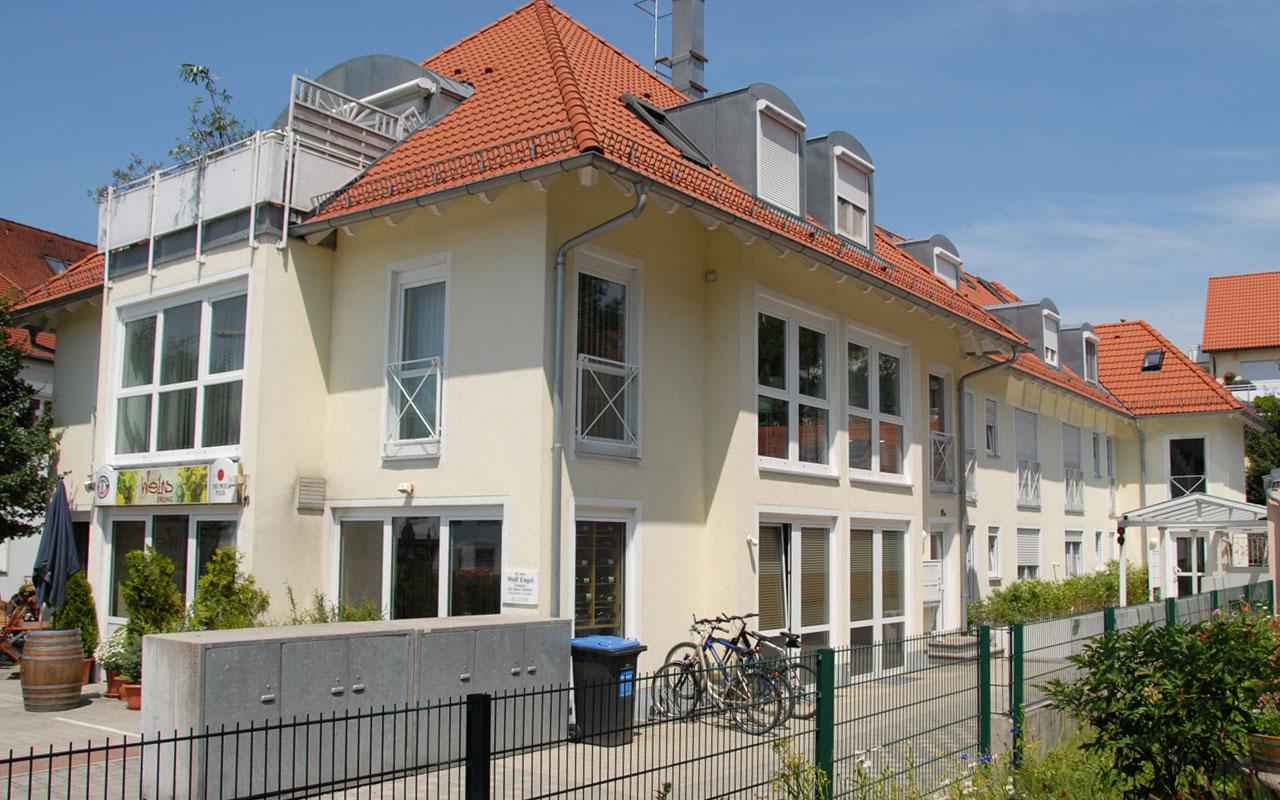Dorfener Straße 19, Erding