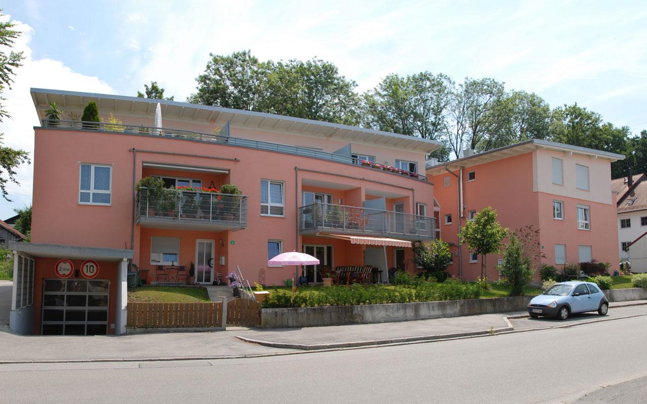 Erdinger Straße 5, Wartenberg